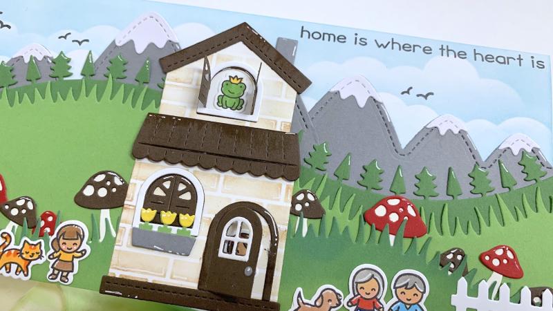 Tiny friends house 2