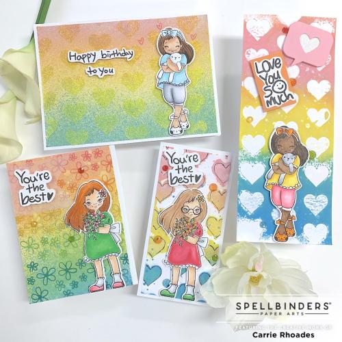 Delightful Darlings Cards