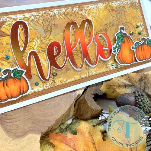 Hey pumpkin 3