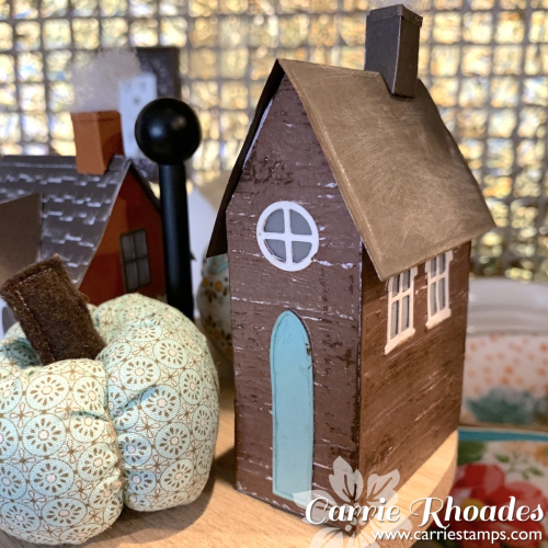 Village collection fall house 2 _ Carrie Rhoades