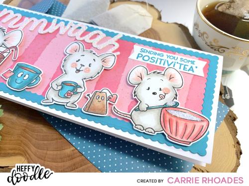 Mice tea party 3