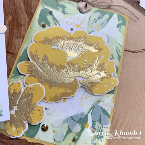 Painted peonies vintage 3