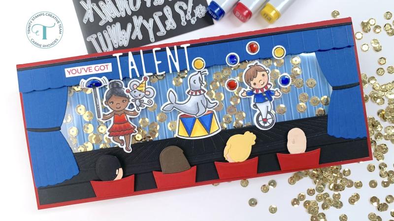 Talent show shaker 4