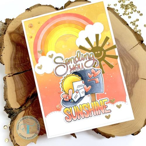 Sending Sunshine and Rainbows