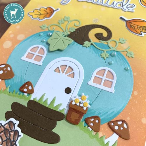 Pumpkin house 5